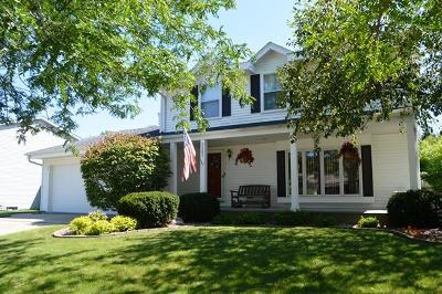 Kenosha Single Family Home Active Contingent With Offer: 3121 90th St