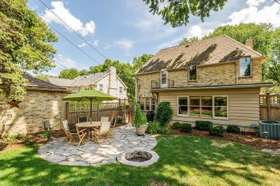 Whitefish Bay Single Family Home For Sale: 4929 N Cumberland Blvd