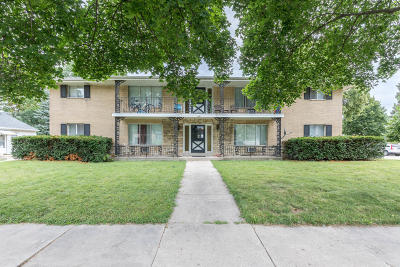 Milwaukee Multi Family Home For Sale: 146 S 92nd St