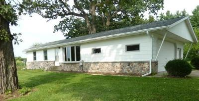 Fort Atkinson Single Family Home For Sale: N653 Old 26 Rd