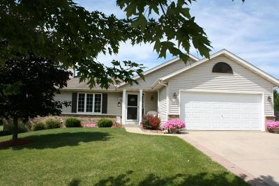 Jackson Single Family Home Active Contingent With Offer: W201n16215 Ash Drive