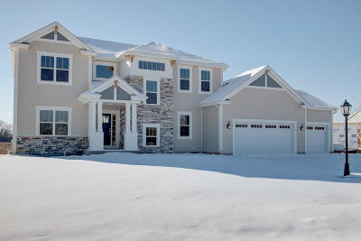 Muskego Single Family Home For Sale: S87w17817 Edgewater Ct
