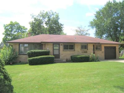 Butler Single Family Home For Sale: 13001 W Cameron Ave