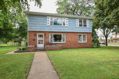 West Allis Two Family Home Active Contingent With Offer: 11029 W Madison St #11031