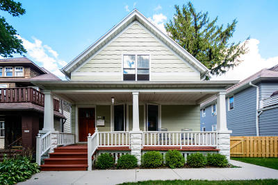 Shorewood Single Family Home For Sale: 4160 N Maryland Ave