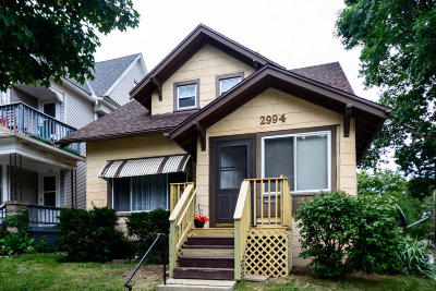 Milwaukee Single Family Home For Sale: 2994 S Herman St