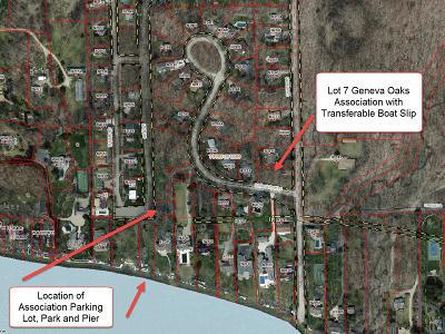 Residential Lots & Land For Sale: Lt7 Geneva Oaks Trl