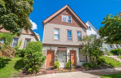 Milwaukee Two Family Home For Sale: 2964 N Fratney St