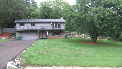 Slinger Single Family Home For Sale: 5331 Kettle View Ct