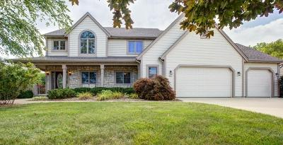 Franklin Single Family Home Active Contingent With Offer: 8063 S Forest Meadows Dr