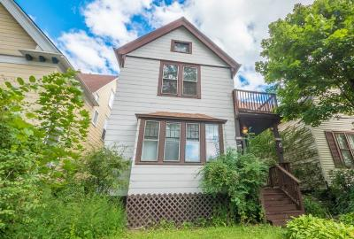 Milwaukee WI Two Family Home For Sale: $209,900