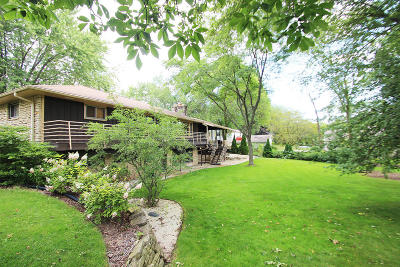Thiensville  Single Family Home For Sale: 613 Heidel Rd