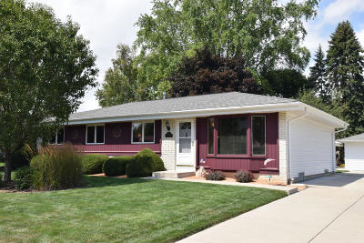 Grafton Single Family Home Active Contingent With Offer: 122 W Juniper Dr