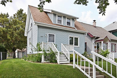 West Allis Single Family Home For Sale: 2259 S 57th St