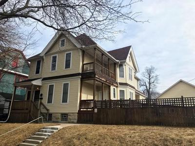 Milwaukee County Two Family Home For Sale: 842 N 25th St #844