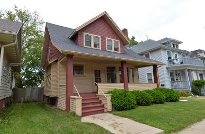 Racine Single Family Home For Sale: 1428 Grange Ave