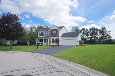 Pleasant Prairie Single Family Home For Sale: 10915 32nd Ave