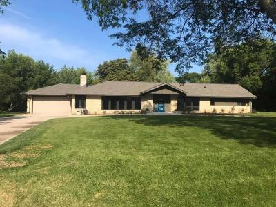Milwaukee County Single Family Home For Sale: 7816 N Regent Rd