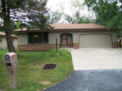 Greenfield Single Family Home Active Contingent With Offer: 4363 S 48th St