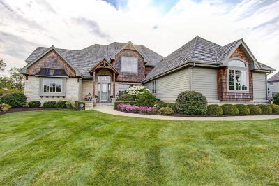 Mequon Single Family Home For Sale: 12947 N Birch Creek Rd