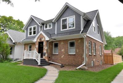Whitefish Bay Single Family Home For Sale: 5075 N Elkhart Ave