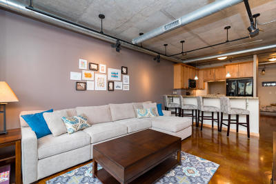 Milwaukee Condo/Townhouse For Sale: 102 N Water St #411