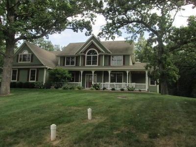 Racine County Single Family Home For Sale: 32515 Yahnke Rd