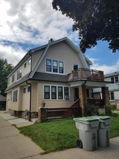 Milwaukee Two Family Home For Sale: 2359-2361 N 53rd St