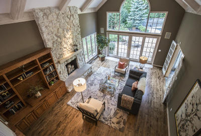 Milwaukee County Single Family Home For Sale: 840 E Donges Rd