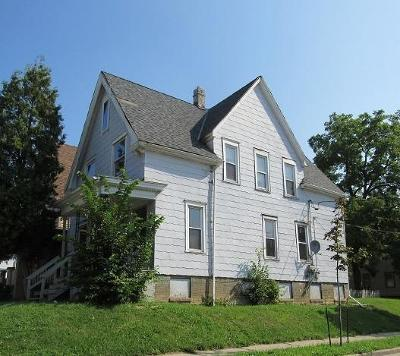 Milwaukee Two Family Home For Sale: 2900 N 19th St #2900A