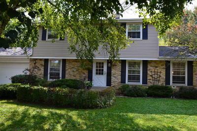 Cedarburg Single Family Home For Sale: W60n923 Sheboygan Rd