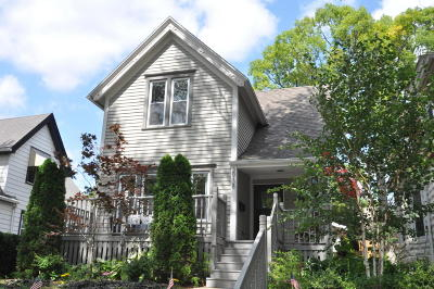 Milwaukee Single Family Home Active Contingent With Offer: 2938 S Wentworth Ave