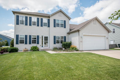 Lake Mills Single Family Home For Sale: 353 Stonefield Dr