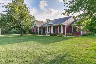 Racine Single Family Home For Sale: 6444 Charles St
