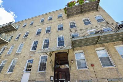 Milwaukee Condo/Townhouse Active Contingent With Offer: 418 N 3rd St #420