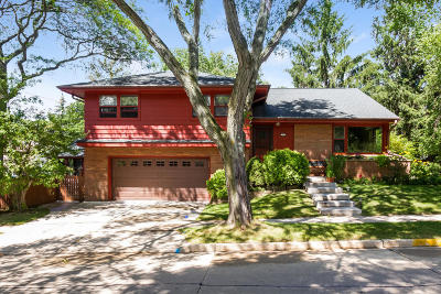 Whitefish Bay Single Family Home Active Contingent With Offer: 1426 E Hampton Rd