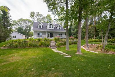 Ozaukee County Single Family Home For Sale: 7018 Sauk Trail Beach Rd