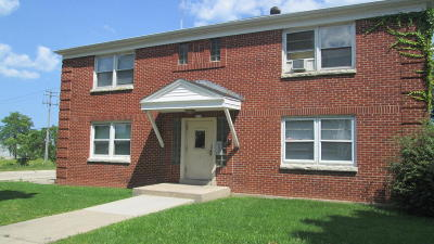 Milwaukee Multi Family Home For Sale: 3920 N 6th St