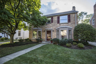 Whitefish Bay Single Family Home For Sale: 4855 N Ardmore Ave