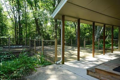 Single Family Home For Sale: 3309 River Bluff Dr