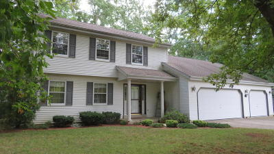 Waterford Single Family Home For Sale: 521 N Rochester St