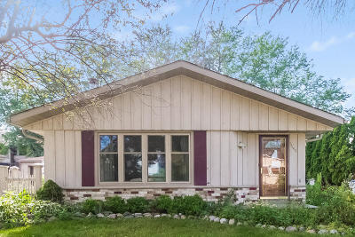 Single Family Home For Sale: 5643 S 25th St