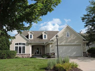 Jackson WI Single Family Home Active Contingent With Offer: $327,000