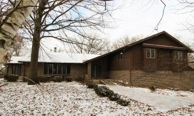 Kenosha County Single Family Home For Sale: 5208 State Hwy 83