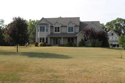 Racine County Single Family Home For Sale: 30810 Hunters Glenn Rd