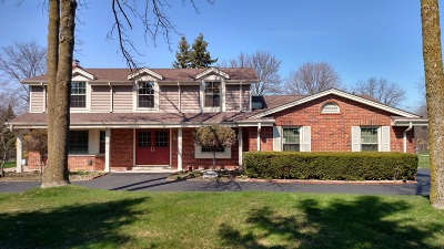 Brookfield Single Family Home Active Contingent With Offer: 230 Bunker Hill Dr