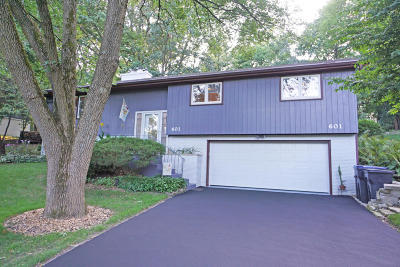 Waukesha Single Family Home Active Contingent With Offer: 601 Lee Ct