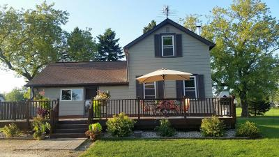 Ozaukee County Single Family Home Active Contingent With Offer: 5288 Indian Trail Rd