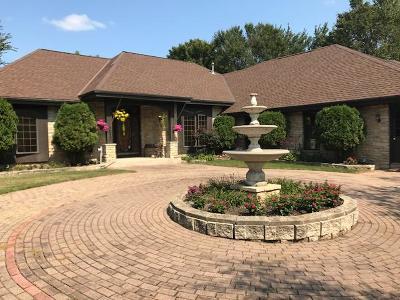 Racine County Single Family Home For Sale: 13222 Golf Rd