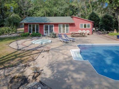 Single Family Home For Sale: 1481 N Lake Rd